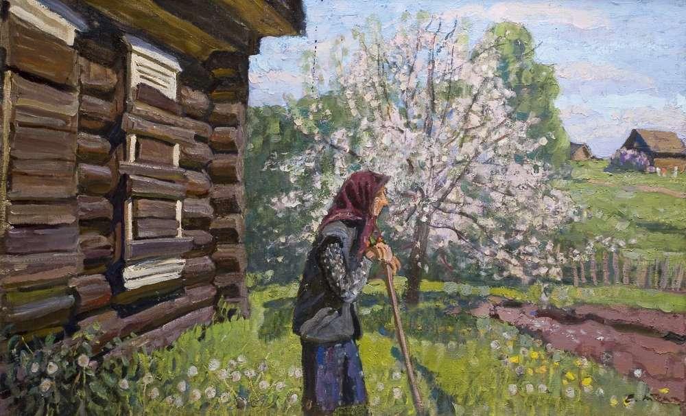 Елена Ткачёва. Сотая весна