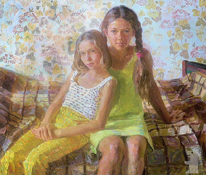 М.Л. Пономарева Девочки