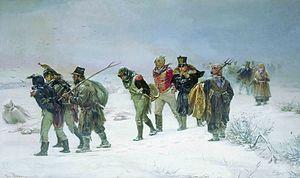 Илларион Прянишников В1812 году