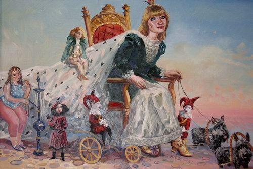 Сергей Сочивко Королева кукол