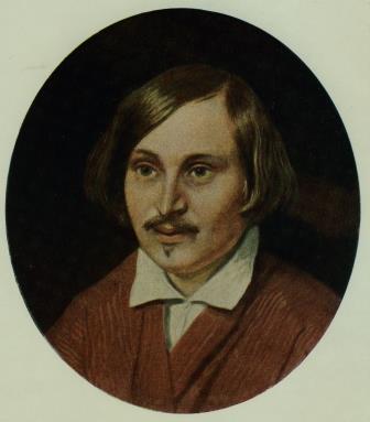 Портрет Гоголя работы А.А. Иванова