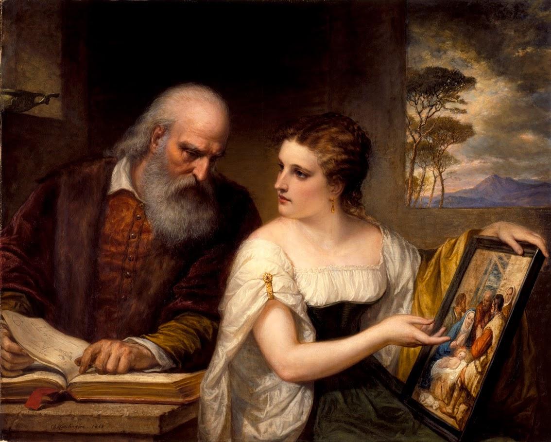 Дэниел Хантингтон. Философия и христианское искусство