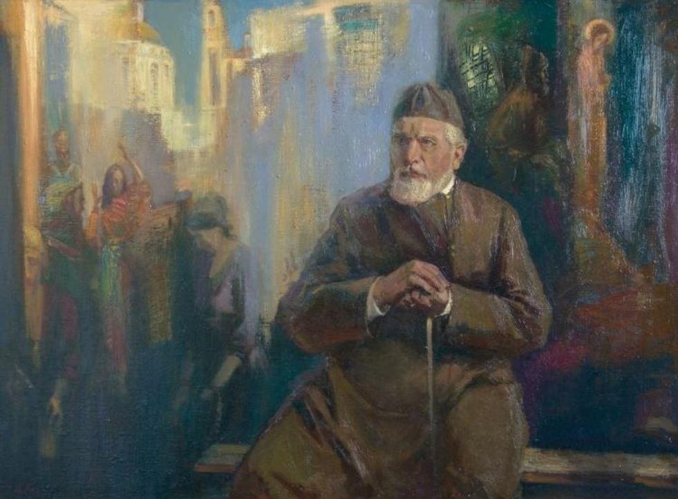 Кузнецов Александр. Н.С. Лесков