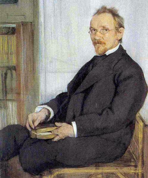 Портрет Василия Розанова
