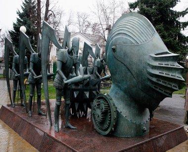 Михаил Шемякин Памятник жертвам террора