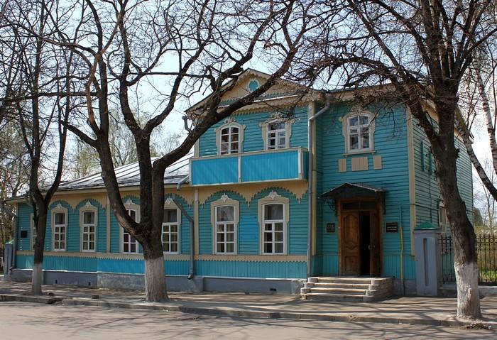 Дом-музей Н.С. Лескова в Орле