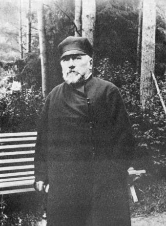 Николай Семенович Лесков 1892