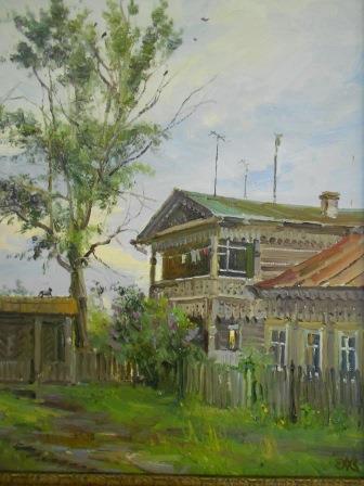 Алексей Ефремов Старый дом
