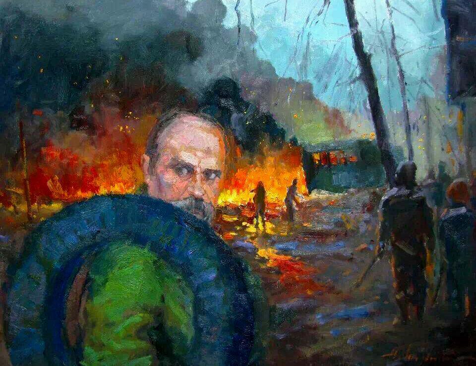 Юрій Шаповал. «Григорович проти...»