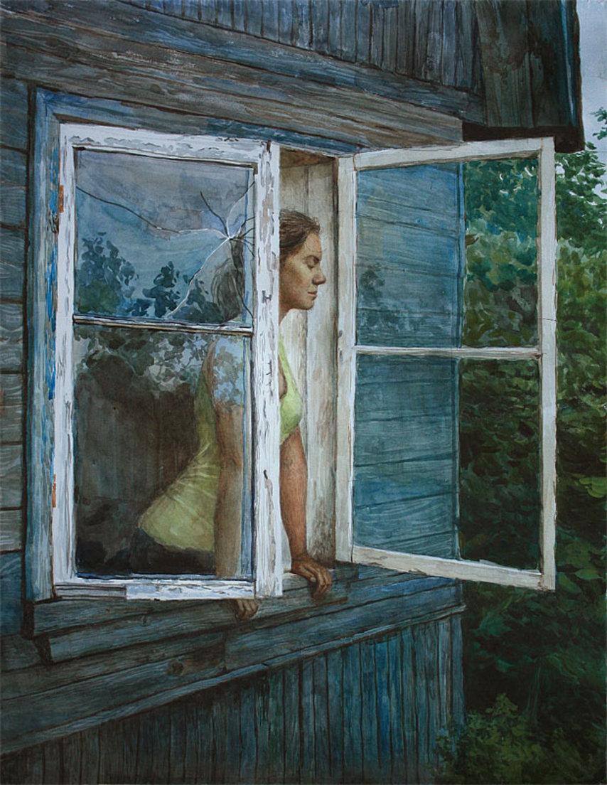 Андрей Ушнурцев. Открыть окно, 2008