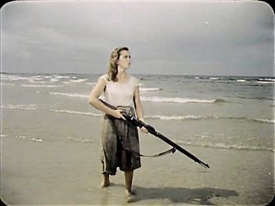 Кадр из фильма Сорок первый