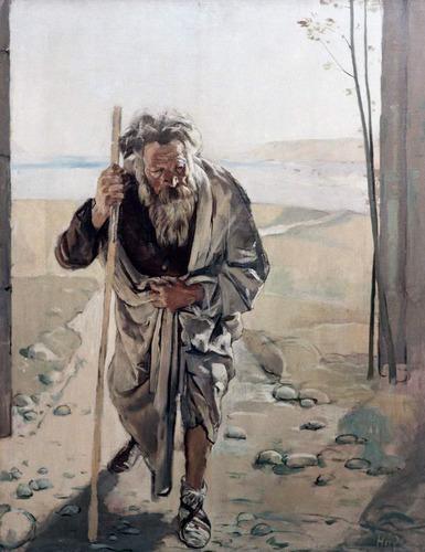 Фердинанд Ходлер Вечный жид