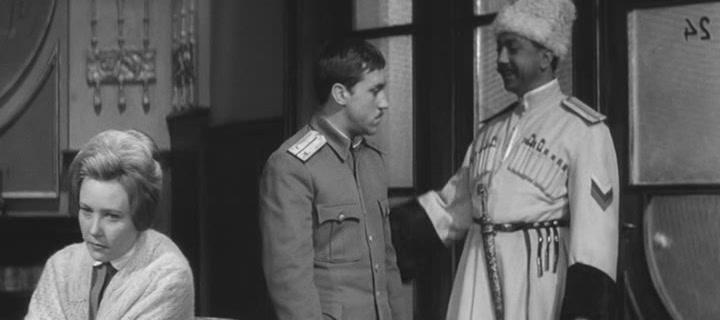 Кадр из фильма Служили два товарища