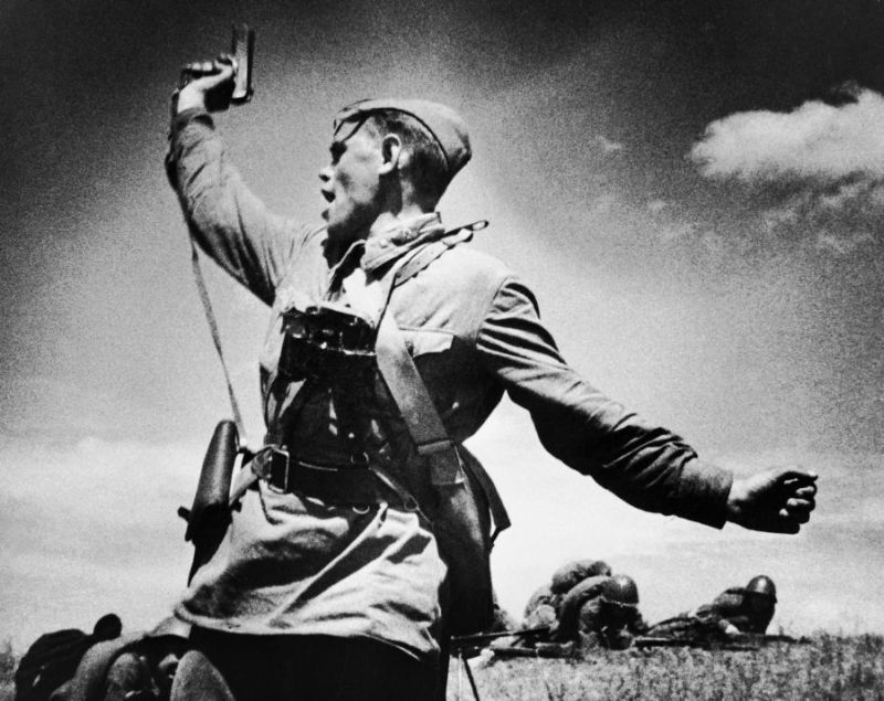 Макс Альперт Комбат 1942