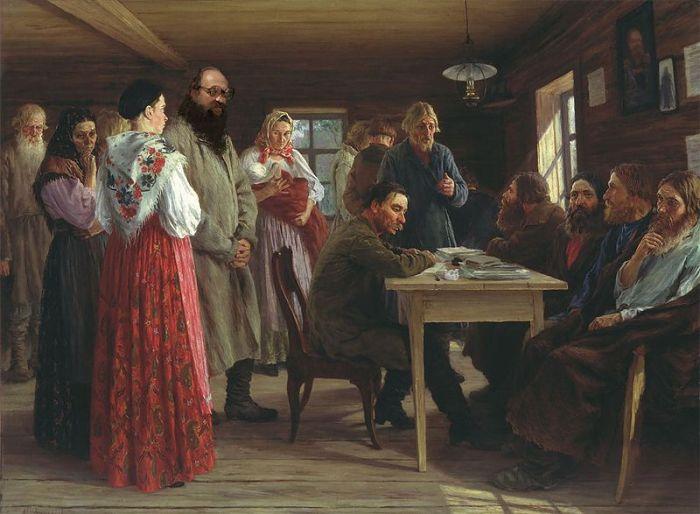 Волостной суд Михаил Зощенко