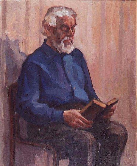 Н.А. Штрекер За чтением