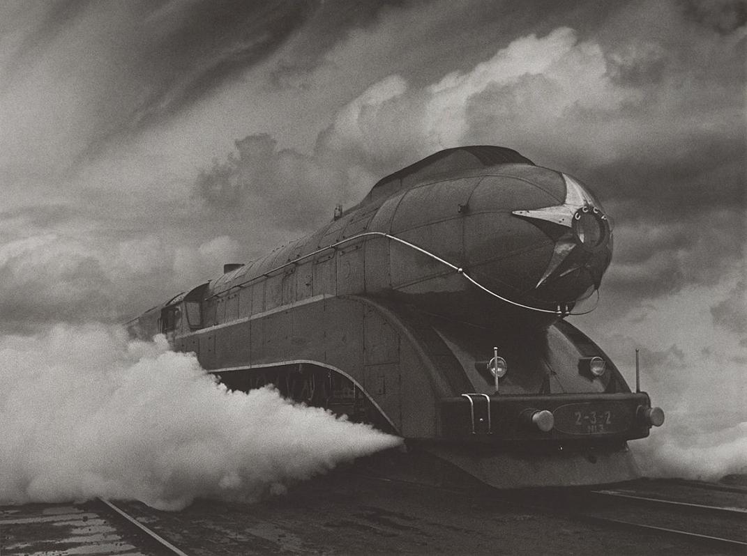Аркадий Шойфет Экспресс Станция Удельная 1939