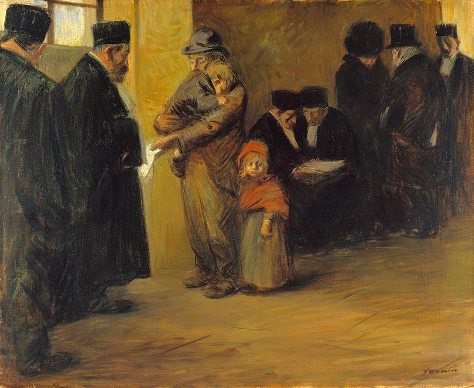 Жан_Луи Форен Правовая защита