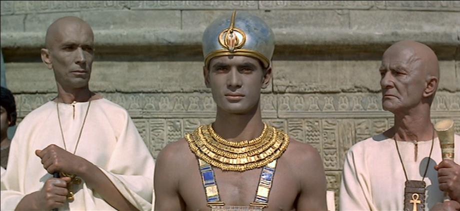 Кадр из фильма Ежи Кавалеровича Фараон, 1965