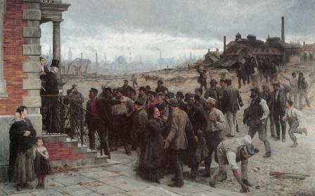 Роберт Коехлер Стачка Питтсбург 1877