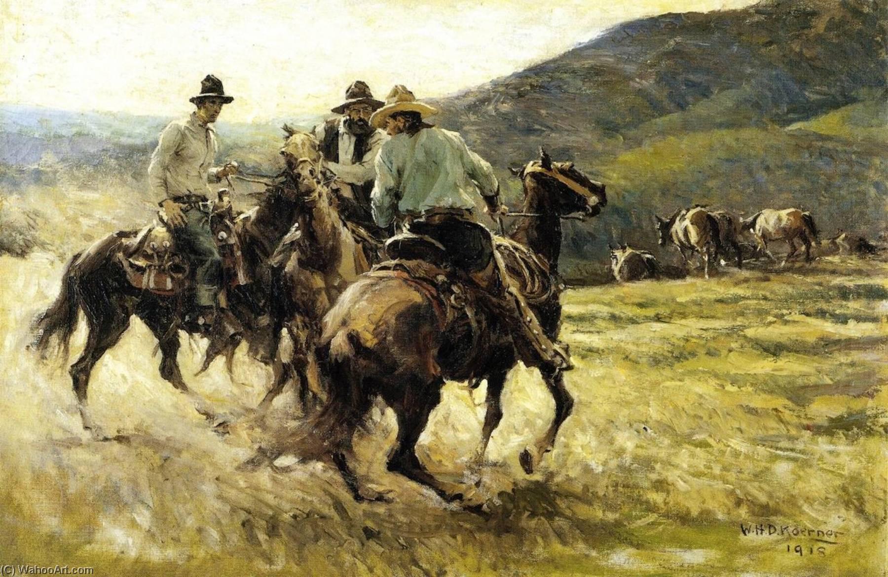 Картина художника William Henry Dethlef Koerner I apologize Sure