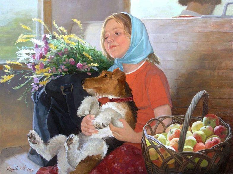 Татьяна Дерий Дачные радости