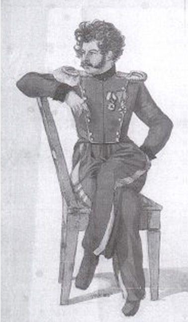Христиан Вильгельм Фабер дю Фор - вюртембергский генерал-майор.