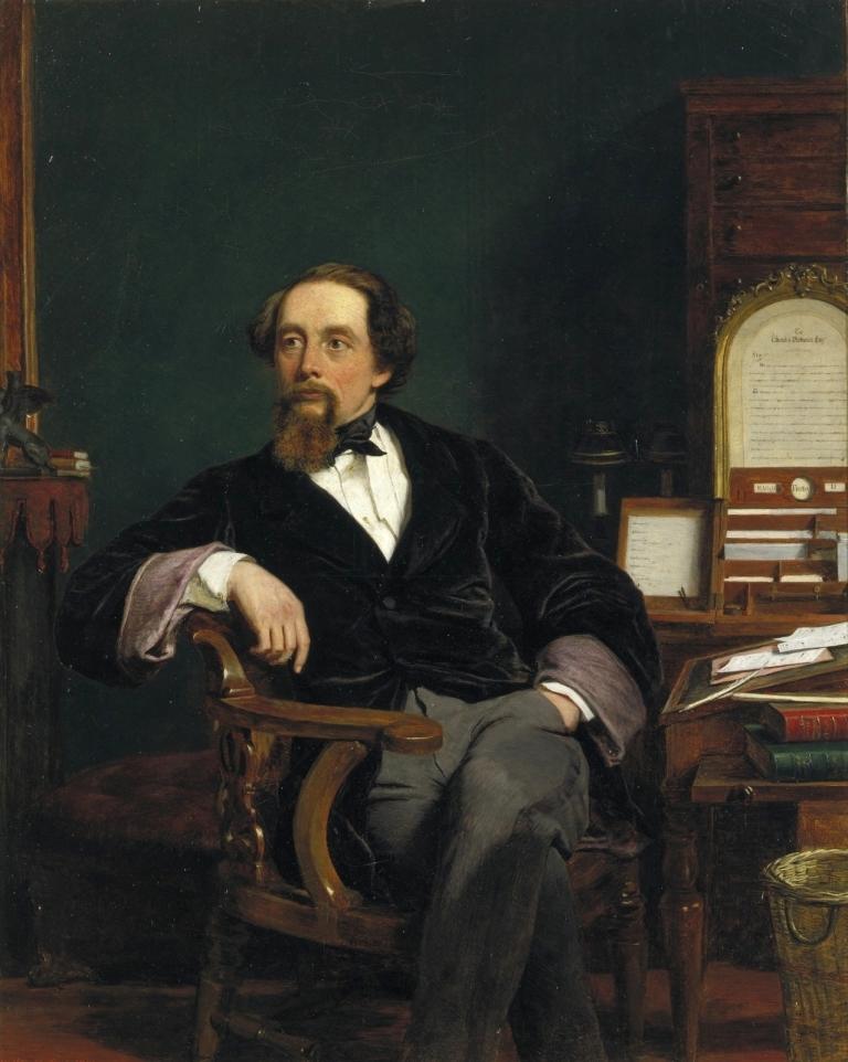 Картина Английского художника Уильяма Фрита William Powell Frith