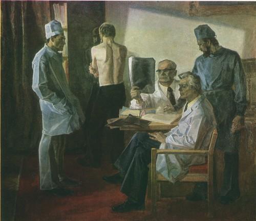 Алексей Холмогоров Консилиум, 1979
