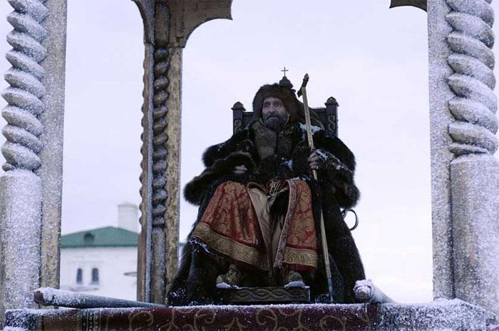 Кадр из фильма П. Лунгина Царь, 2009