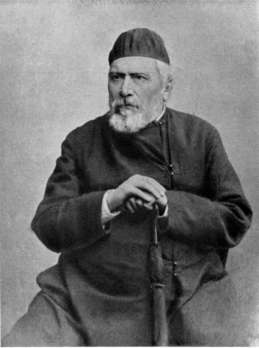 Н.С. Лесков Фотография 1892-93