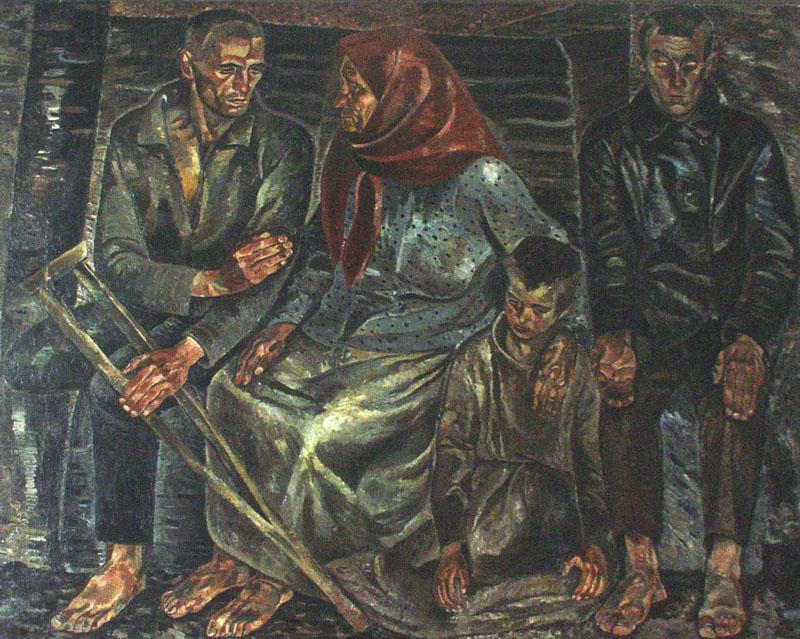 Анатолий Петрицкий Инвалиды