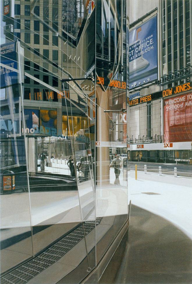 richard estes times square-2005
