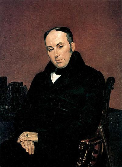Карл Брюллов Портрет В.А. Жуковского, 1838