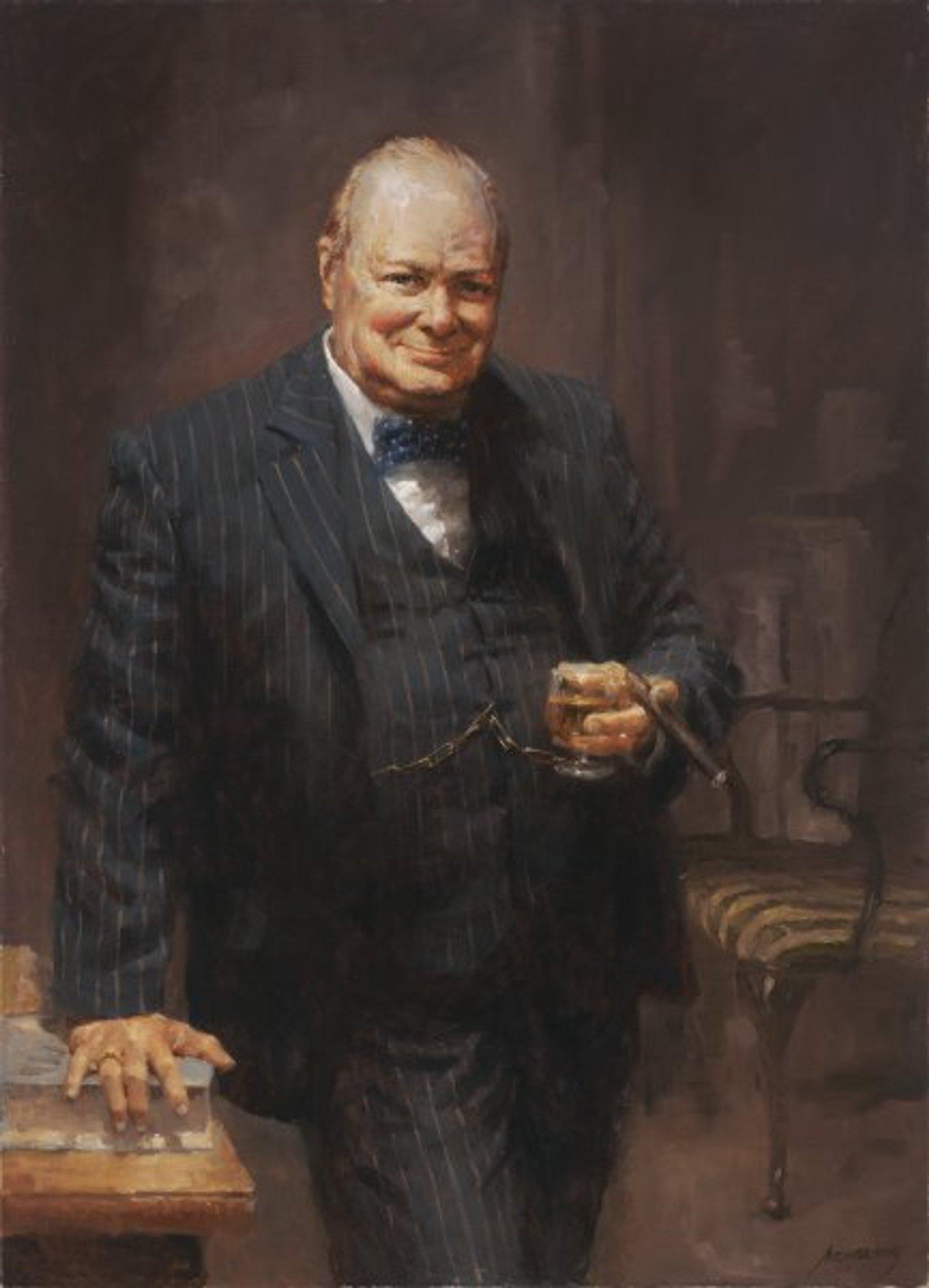 Энди Томас Черчилль