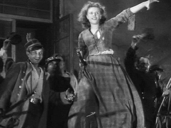 Кадр из фильма «Зори Парижа» 1936