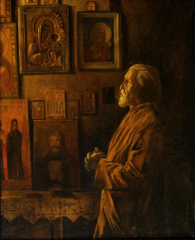 Филипп Кубарев Молитва