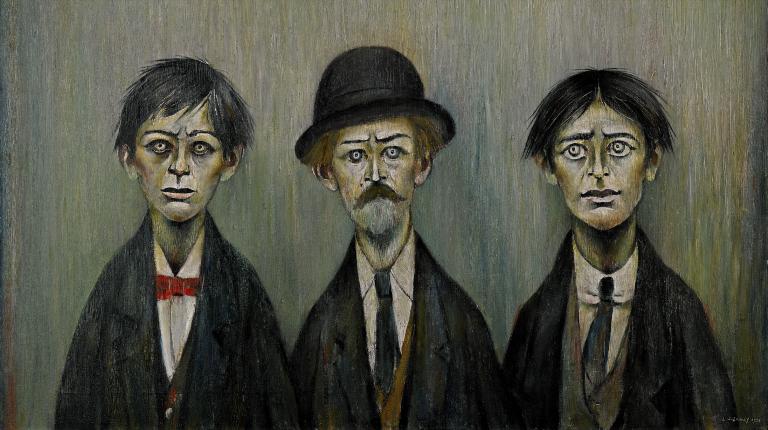 Лоуренс Стивен Лаури Отец и его два сына