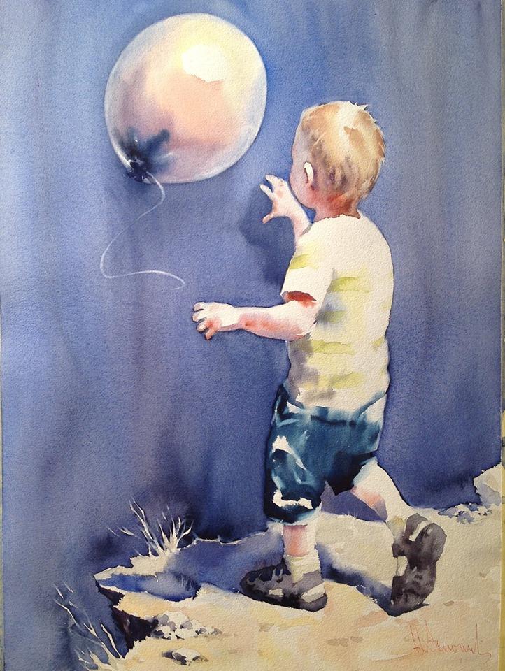 Андрей Есионов Не ходи за шариком