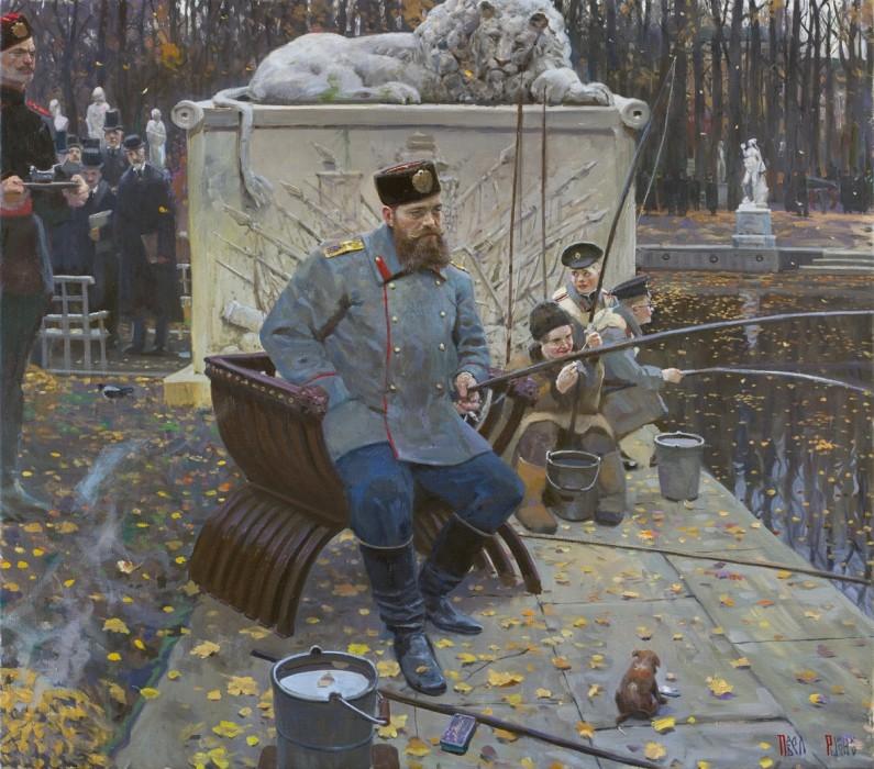 Павел Рыженко Александр III