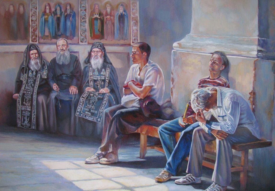 Елена Суслова Изменённые покаянием