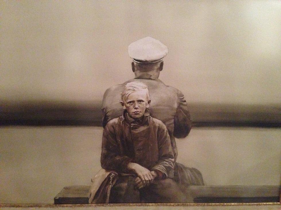Андрей Задорин Отец и сын