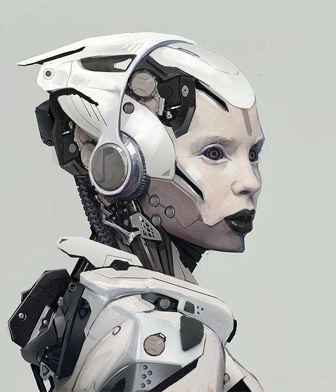 Даррен Бартли Cyborg Yolandi