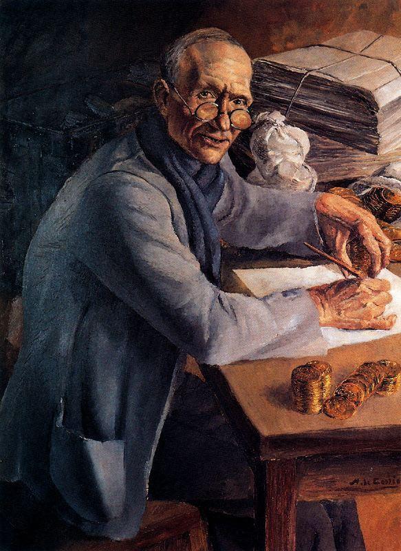 Мариано де Коссио Скупец