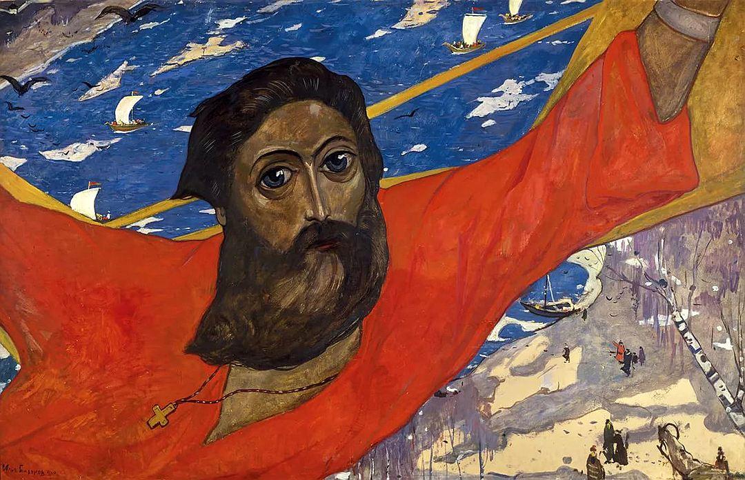 Илья Глазунов Русский Икар