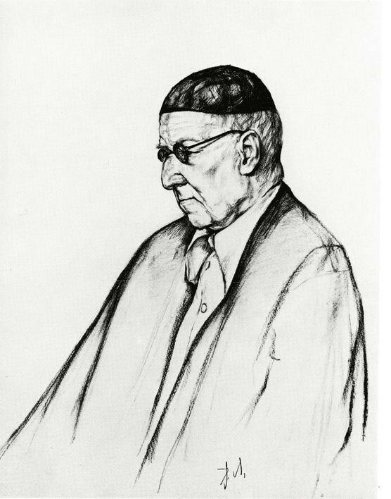 Антон Куманьков (1958-2010) Портрет А.Ф. Лосева