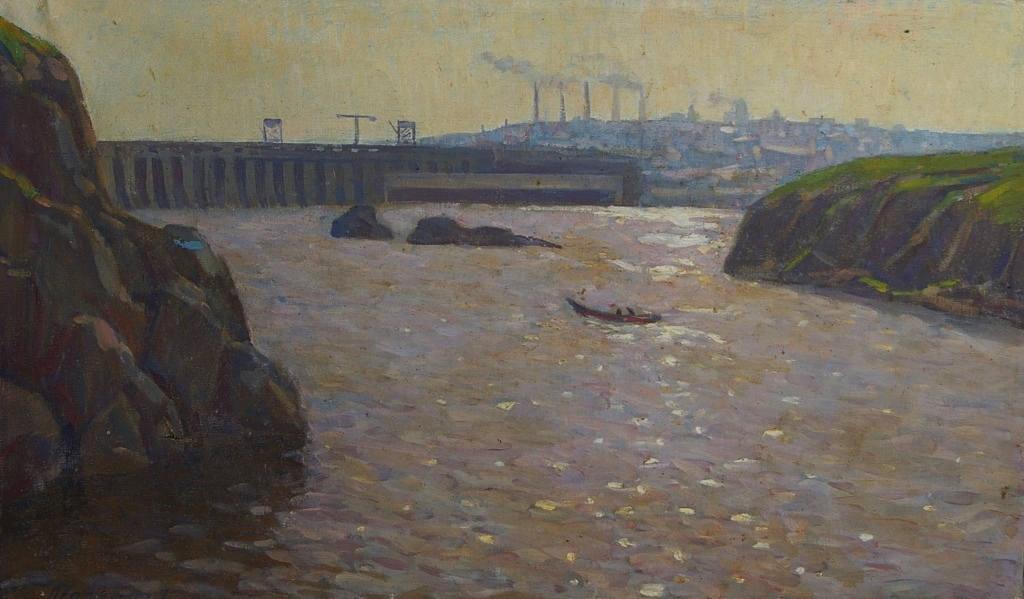 Игорь Маляренко ГЭС