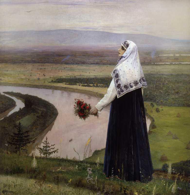 Михаил Нестеров На горах