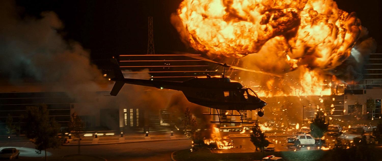 Кадр из фильма Терминатор 2 Судный день