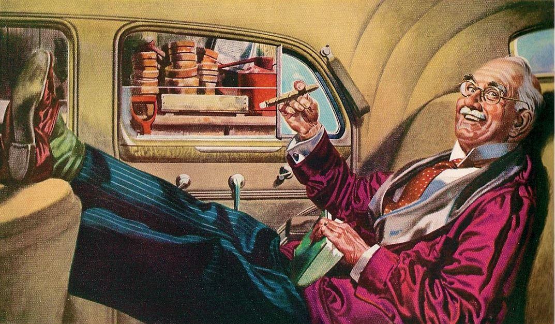 Альберт Дорн - Из рекламного проспекта 1944